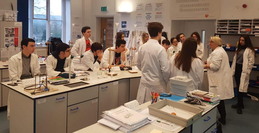 60 studenti del De Merode a York: una settimana intensiva prima degli esami di lingua