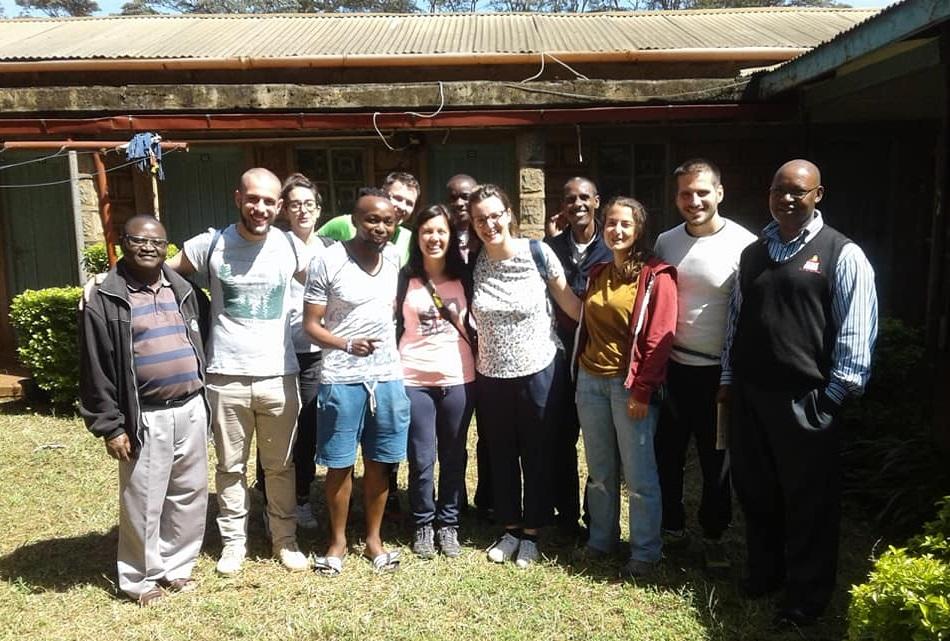 lugl 2018 - Nakuru: esperienza di prossimità per giovani
