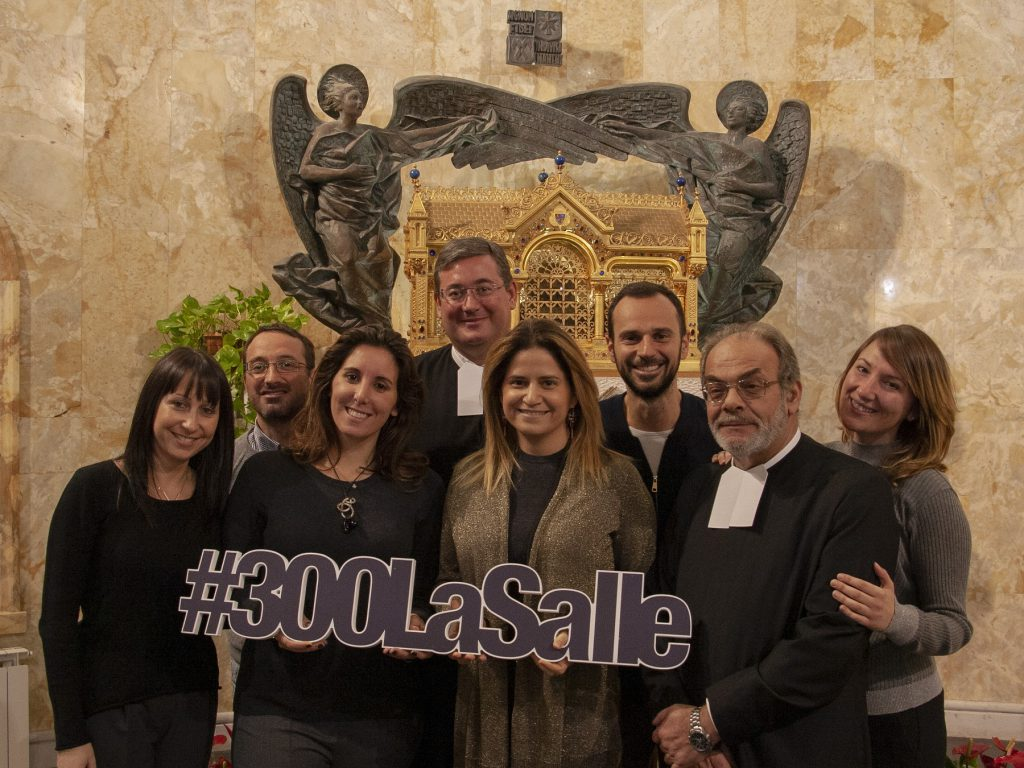 17 no 2018 Apertura Giubileo Lasalliano - Foto Fabio Parente