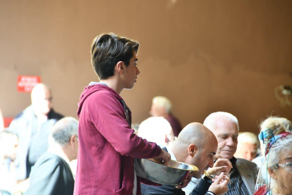 Giornata della Fraternità: Istituto De Merode, Roma