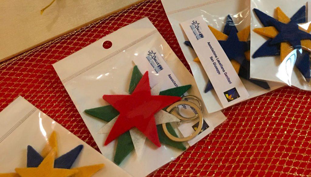 Bancarella di Natale: Istituto San Giuseppe La Salle Milano